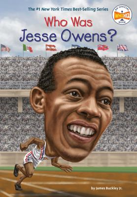Cover image for Who was Jesse Owens?
