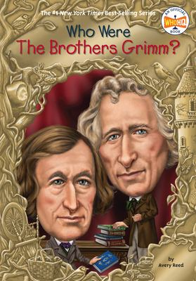 Cover image for Who were the Brothers Grimm?