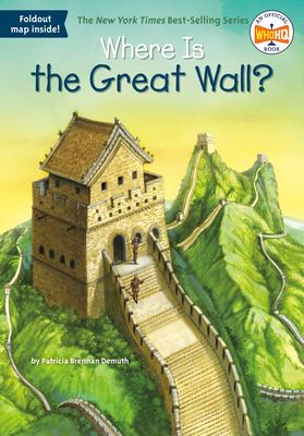 Cover image for Where is the Great Wall?