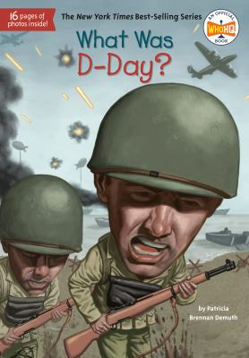 Cover image for What was D-Day?
