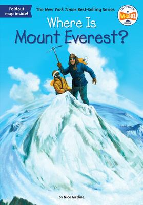 Cover image for Where is Mount Everest?