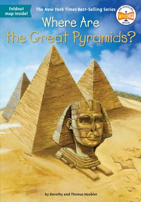 Cover image for Where are the Great Pyramids?