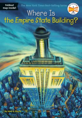 Cover image for Where is the Empire State Building?