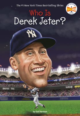 Cover image for Who is Derek Jeter?