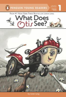 Cover image for What does Otis see?