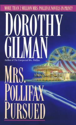 Cover image for Mrs. Pollifax pursued
