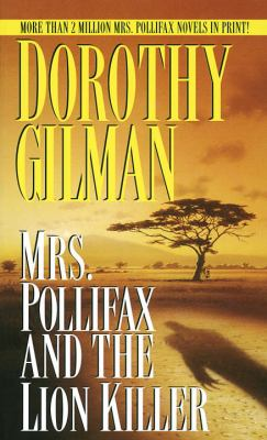 Cover image for Mrs. Pollifax and the lion killer
