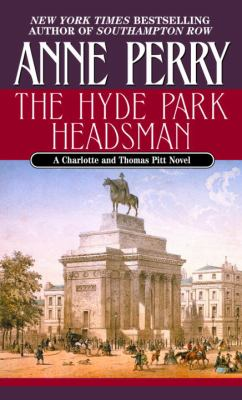 Cover image for The Hyde Park headsman