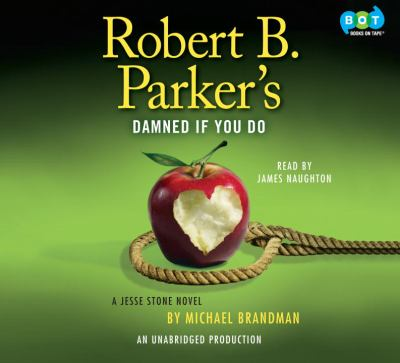 Cover image for Robert B. Parker's Damned if you do