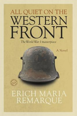 Cover image for All quiet on the western front : a novel