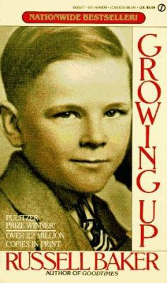 Cover image for Growing up