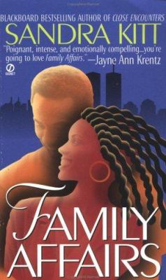Cover image for Family affairs.
