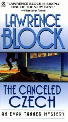 Cover image for The canceled Czech