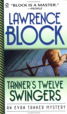 Cover image for Tanner's twelve swingers