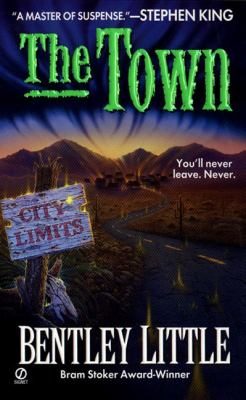 Cover image for The town