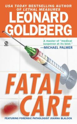 Cover image for Fatal care