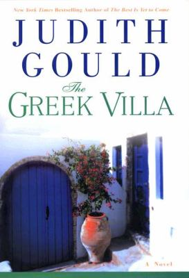 Cover image for The Greek villa