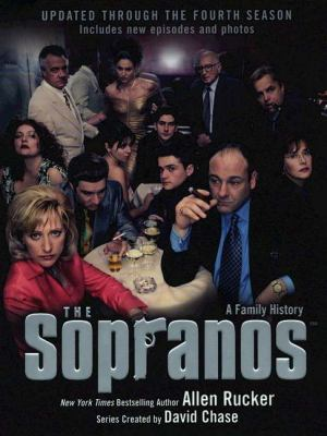 Cover image for The Sopranos : a family history