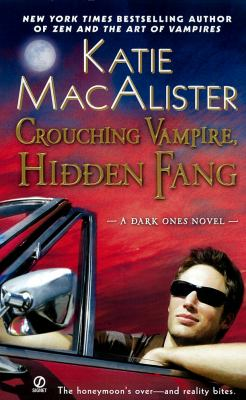 Cover image for Crouching vampire, hidden fang