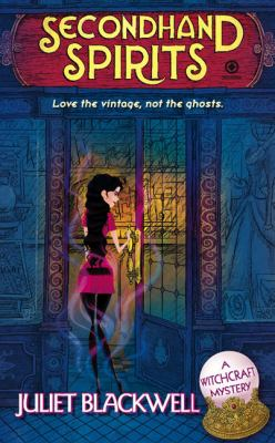 Cover image for Secondhand spirits : a witchcraft mystery