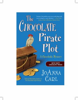 Cover image for The chocolate pirate plot