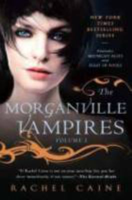 Cover image for The Morganville vampires. Vol. II, Midnight alley and Feast of fools