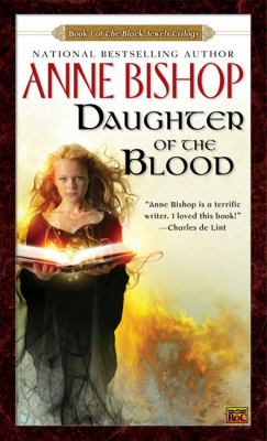 Cover image for Daughter of the blood