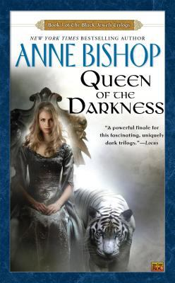 Cover image for Queen of the darkness