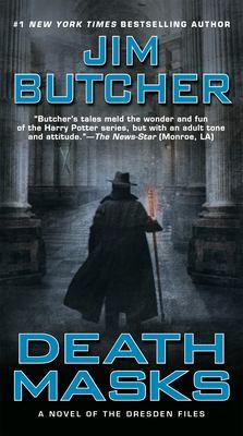 Cover image for Death masks