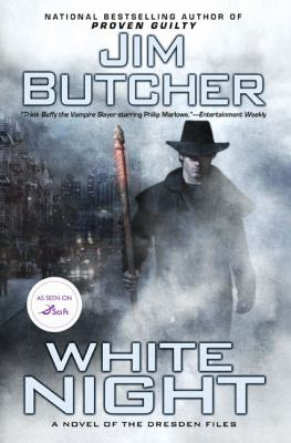 Cover image for White night : a novel of the Dresden files