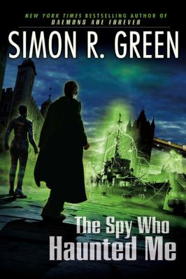 Cover image for The spy who haunted me