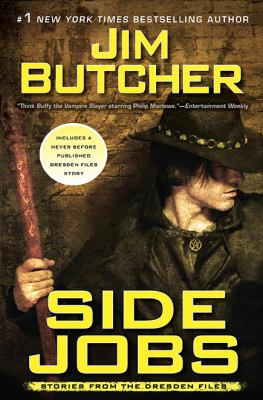Cover image for Side jobs : stories from the Dresden files