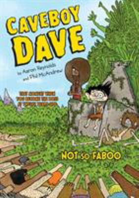 Cover image for Caveboy Dave : not so Faboo