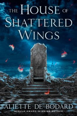 Cover image for The house of shattered wings