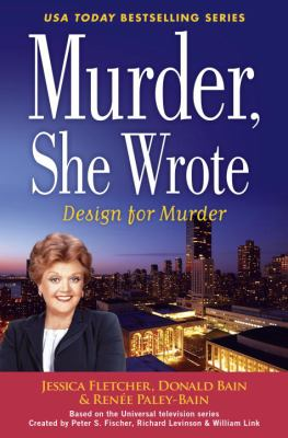 Cover image for Design for murder