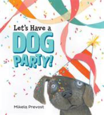 Cover image for Let's have a dog party!