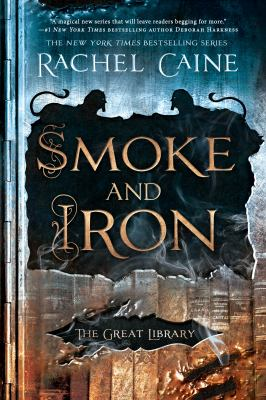 Cover image for Smoke and iron