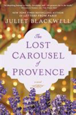 Cover image for The lost carousel of Provence