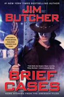 Cover image for Brief cases : more stories from the Dresden files