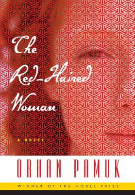 Cover image for The red-haired woman
