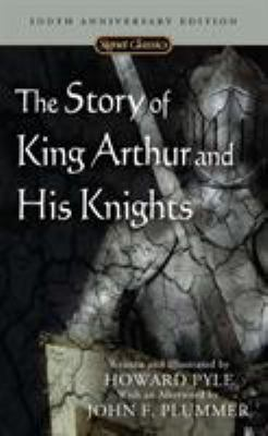 Cover image for The story of King Arthur and his knights