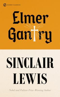 Cover image for Elmer Gantry