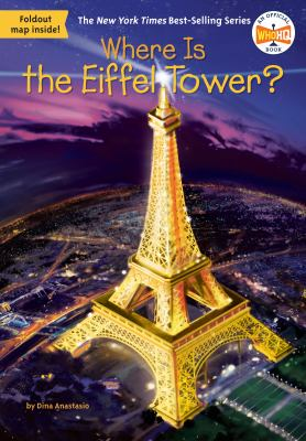 Cover image for Where is the Eiffel Tower?