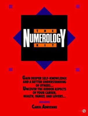Cover image for The numerology kit