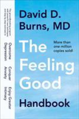 Cover image for The feeling good handbook