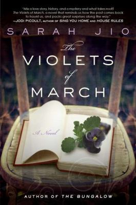 Cover image for The violets of March : a novel