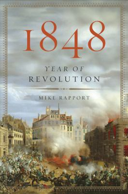 Cover image for 1848, year of revolution