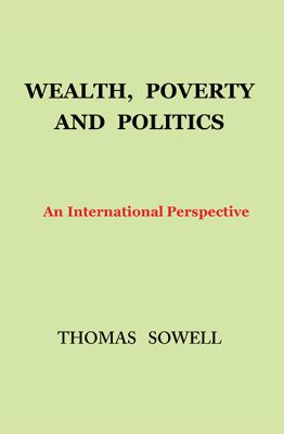 Cover image for Wealth, poverty and politics : an international perspective