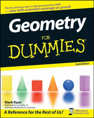 Cover image for Geometry for dummies