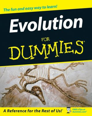 Cover image for Evolution for dummies